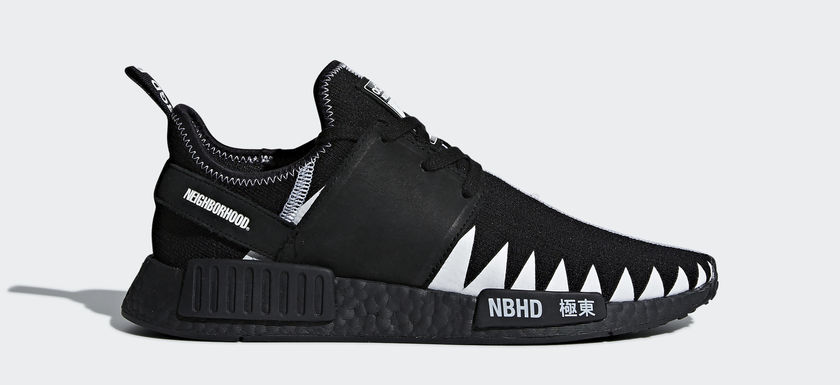 size 40 12a6a 50c75 Neighborhood x adidas NMD R1 PK