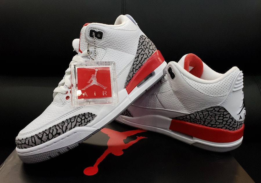 The Air Jordan 3 Katrina was first created for charity in 2005. Now 6630f0ae4ce93
