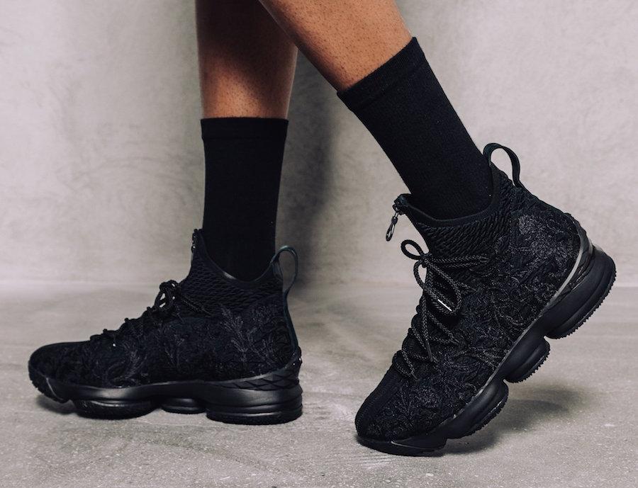 f01fcd2bd5f Kith x Nike LeBron 15