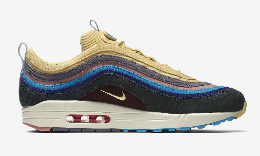 90af9857b4fc2 Nike Air Max 1 97 Sean Wotherspoon Release Info - JustFreshKicks