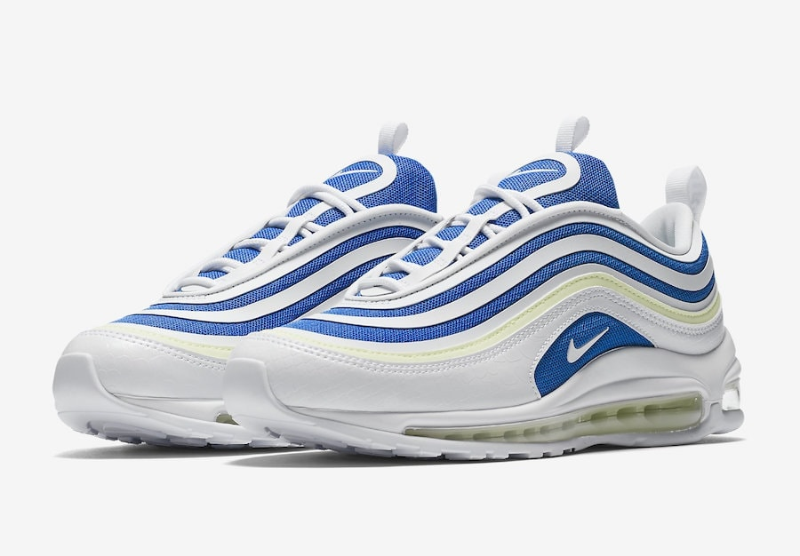 ce0269fc84c The Nike Air Max 97 will continue to make a run in retail stores even after  it s twenty year anniversary. The latest popular colorway to take over the  ...
