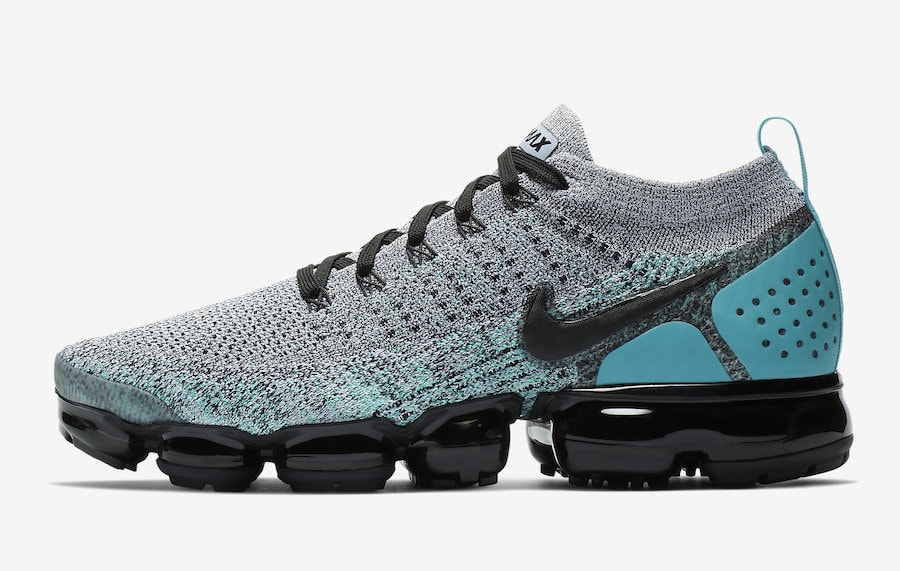 "check out 94aa7 68738 Nike Air VaporMax 2.0 ""Dusty Cactus"" Release Date  March 22, 2018. Price    190. Color  Black Dusty Cactus-Hyper Jade Style Code  942842-104"