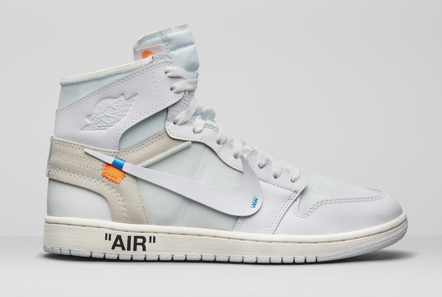 1ddf5c645a83 OFF-WHITE x Air Jordan 1