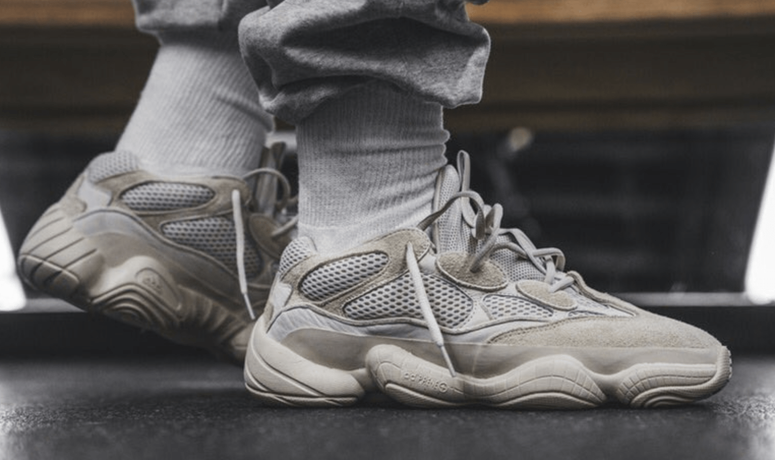 Take A Closer Look At The Adidas Yeezy 500 Quot Desert Rat Quot In