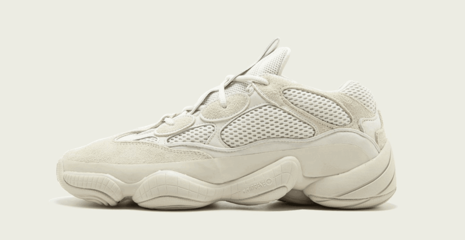 6069c8c0c adidas Yeezy Desert Rat 500. Release Date  February March 2018. Price    200. Color  Blush Blush Style Code  DB2908
