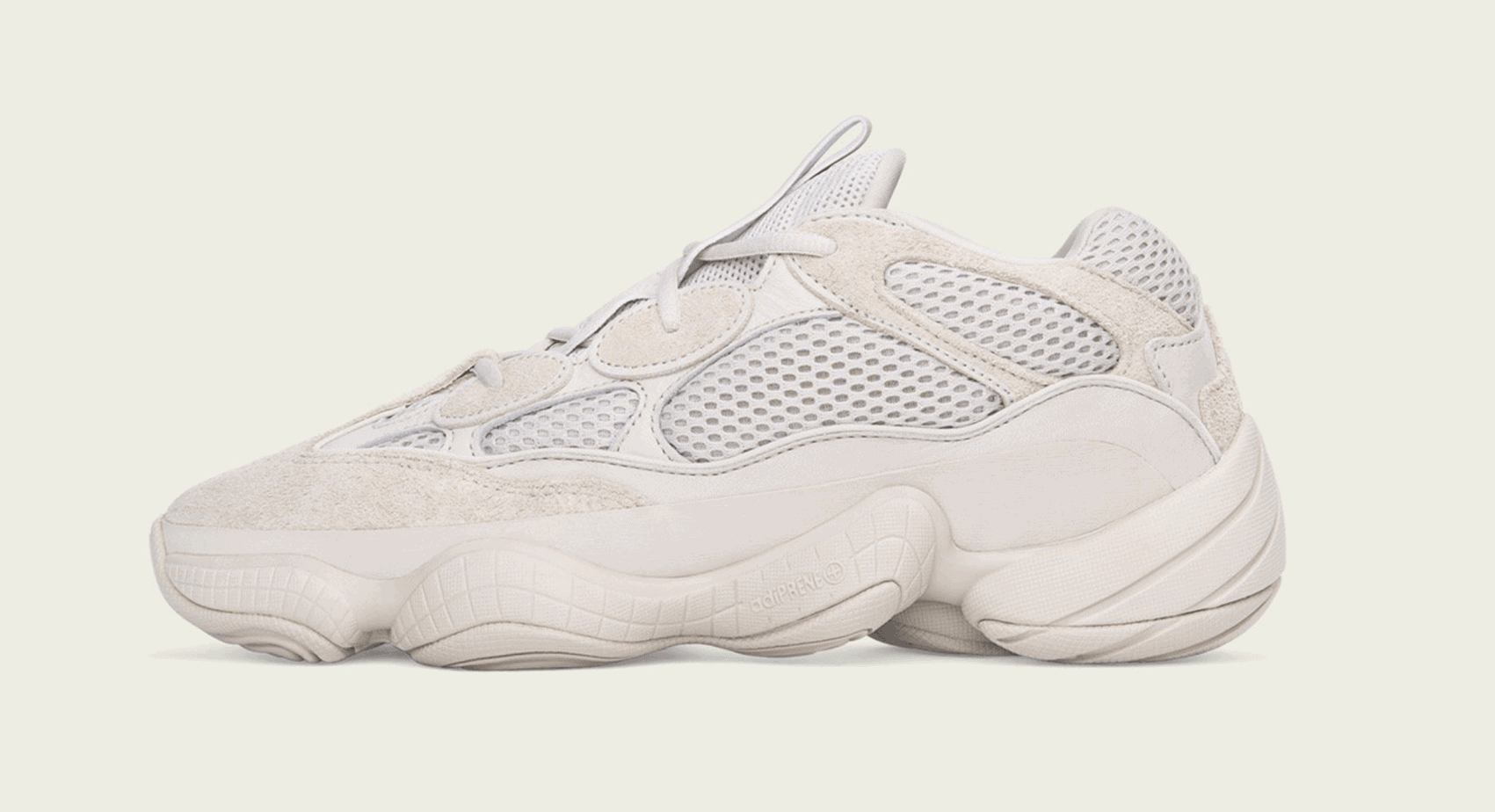 9de2dcc13d943 The adidas Yeezy 500 will make it s retail debut during the festivities