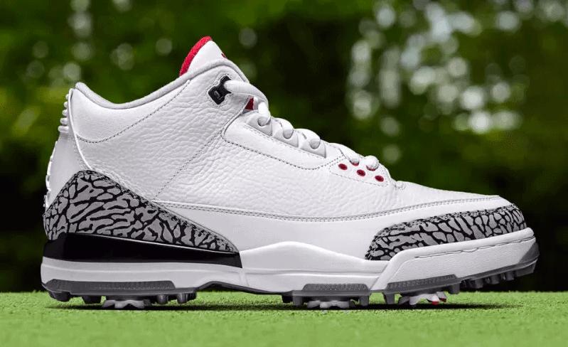 "Air Jordan 3 Golf ""White Cement"" Release Date - JustFreshKicks de4969224"