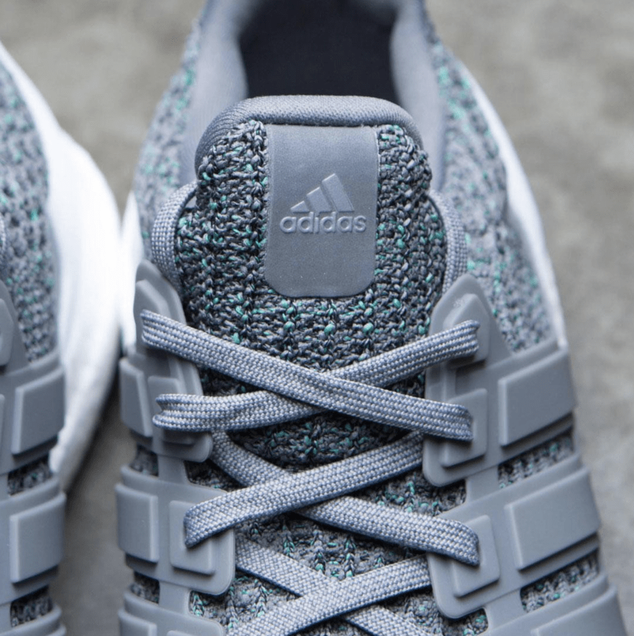 """finest selection 67efa f68c2 adidas Ultra Boost 4.0 """"Cool Mint"""" Release Date Available Now Price 180.  Color GreyGrey FourHigh-Resolution Grey Style Code CP9251"""