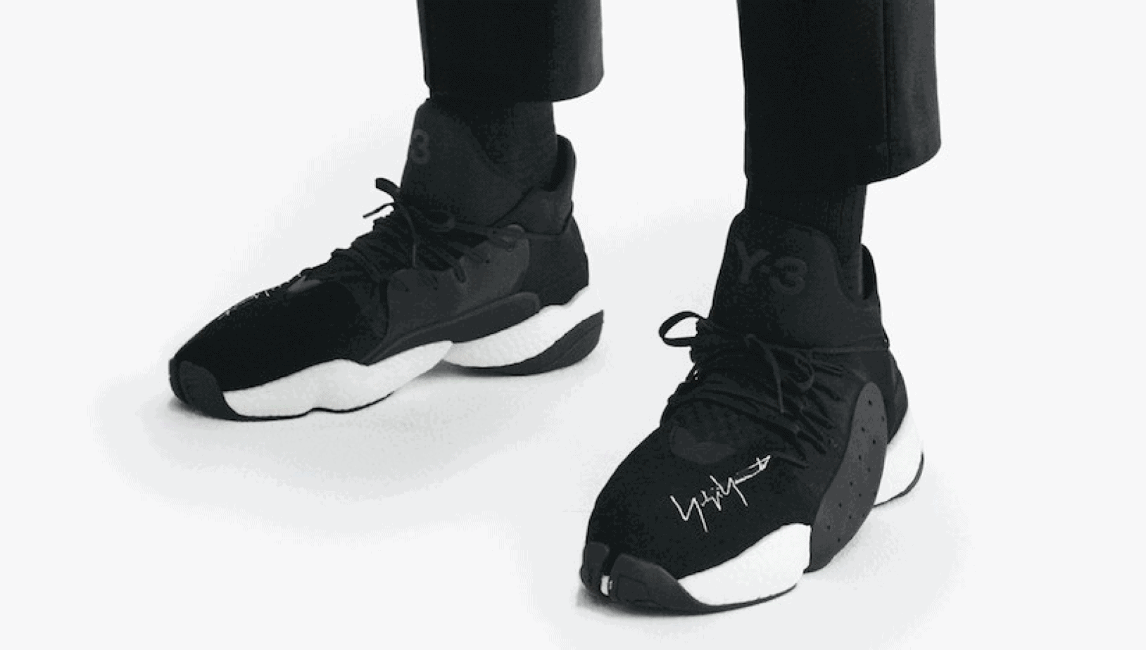 17f74d99403c1 Yohji Yamamoto has been working with adidas on his Y-3 label for over a  decade now. Yohji s passion for excellence is well documented in his work