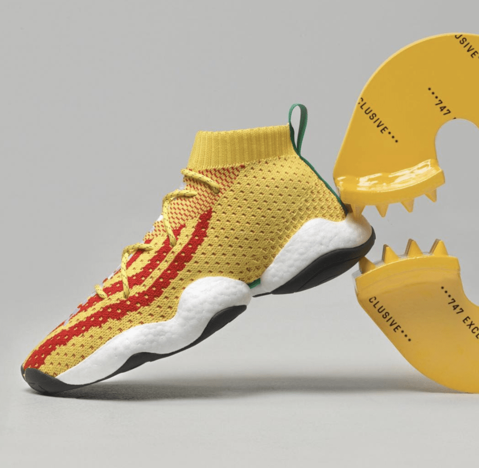 innovative design d64bb c04b4 Check out the images below for a better look, and stay tuned to  JustFreshKicks for more adidas x Pharrell news.