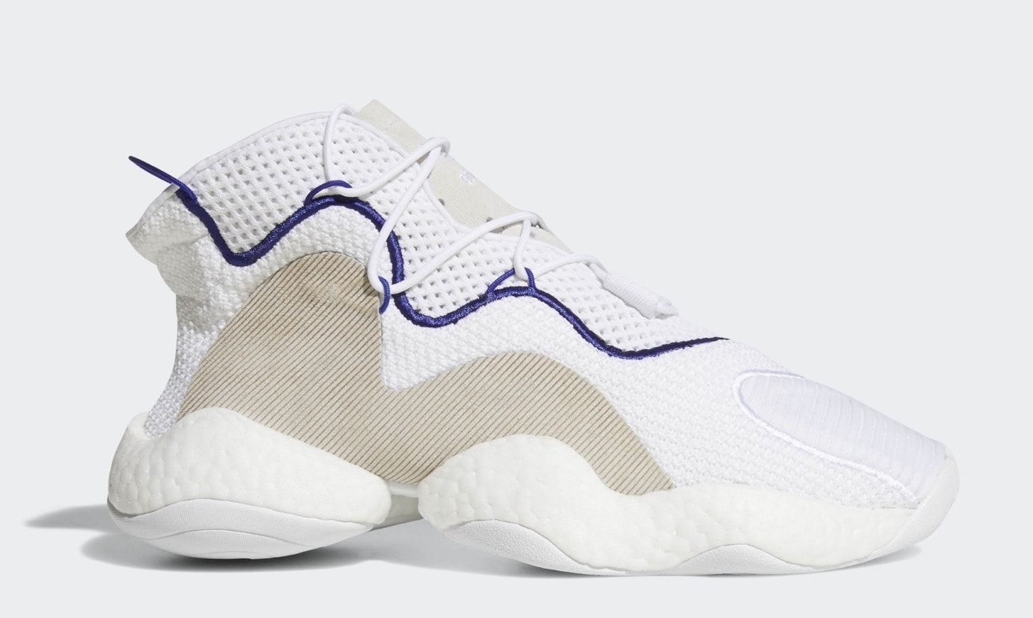 the latest 0b813 477a6 ... closeout adidas crazy byw lvl1 release date march 1st 2018. price 170.  color ftwr