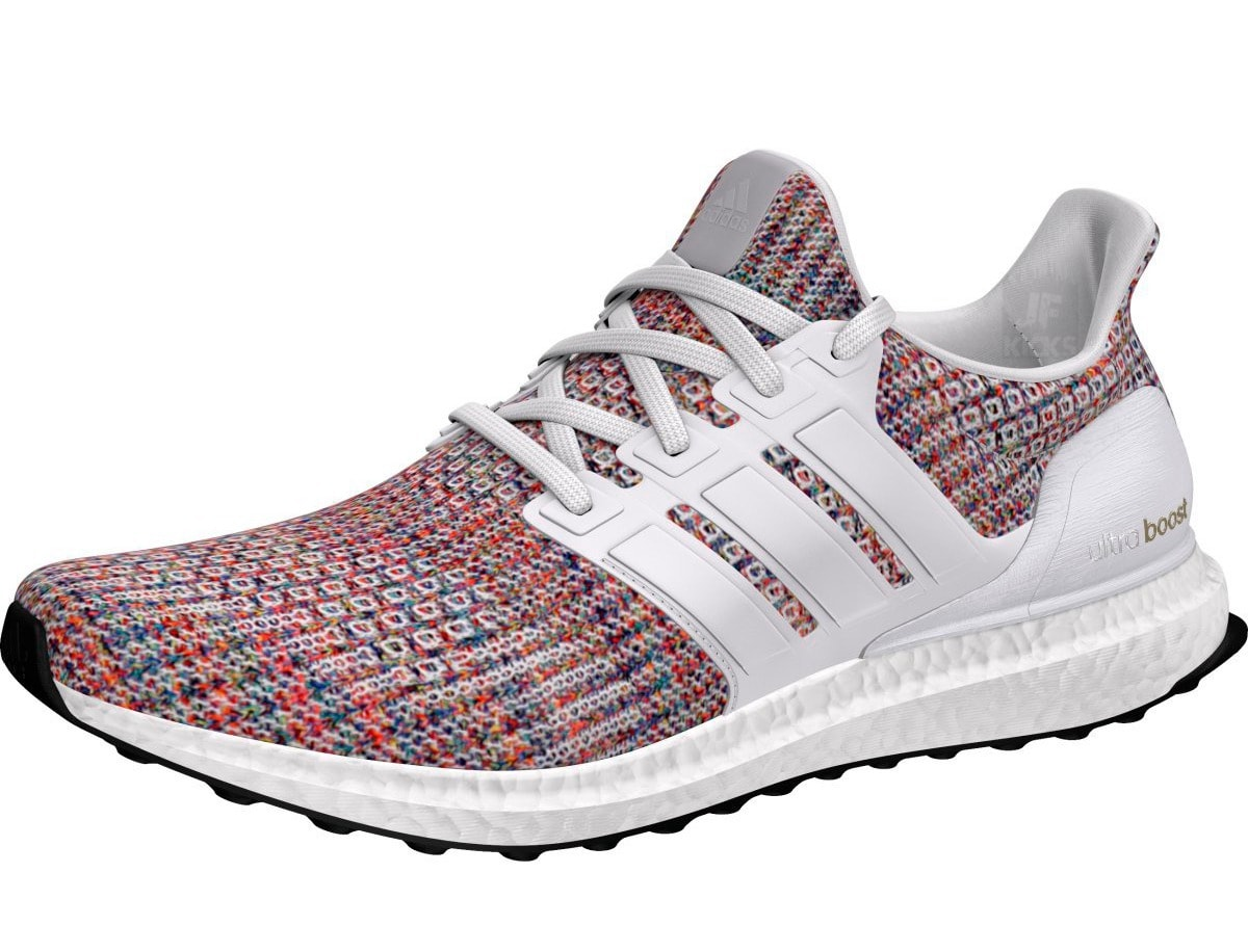 Adidas Men's Ultra Boost 4.0 Tech Ink/Running White/Grey (CM8113