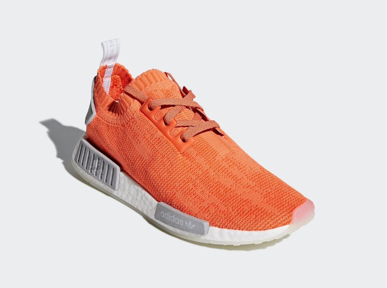 "adidas NMD R1 PK ""Orange Breeze"" Orange Breeze Grey White Release Date  TBD  (Soon) Price   170 461f389f0"