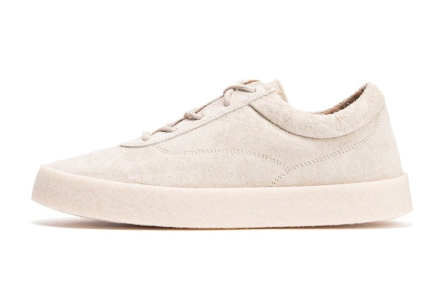 6 Crepe for Check Suede Shaggy Out New Season Yeezy the Shoe AqAZHU