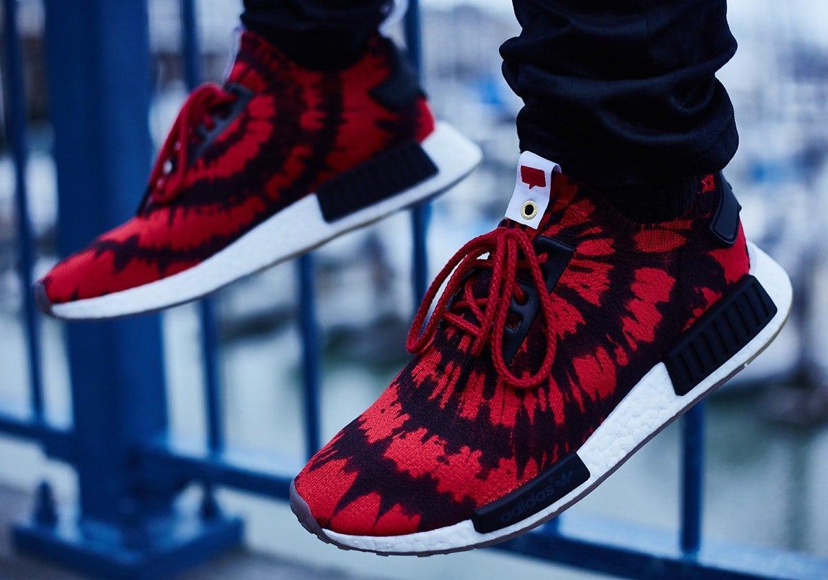 Nice Kicks x adidas NMD R1 Restocking For Special LA event
