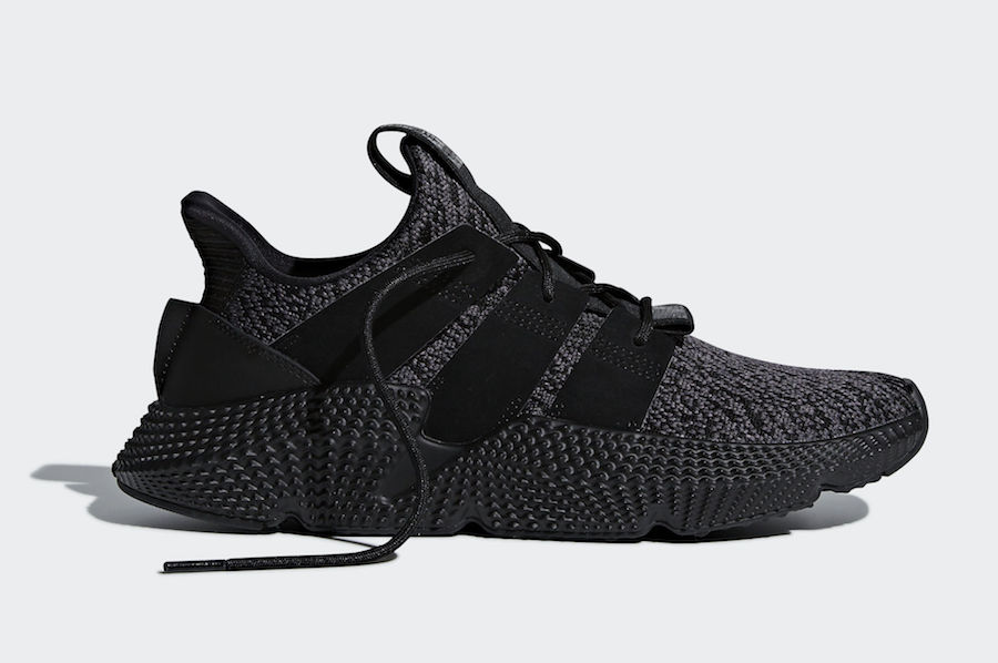 "cheaper 0b6a9 c3c35 adidas Prophere ""Triple Black"" Release Date March 2018. Price 120.  Color Core BlackCore Black-Core Black Style Code CQ2126"