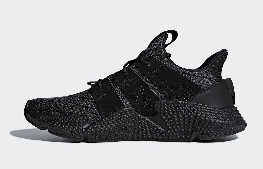 Adidas Prophere Quot Triple Black Quot March 2018 Justfreshkicks