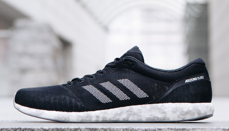 3650d98efaa30 adidas  famous Boost technology was developed for better cushioning in  running shoes