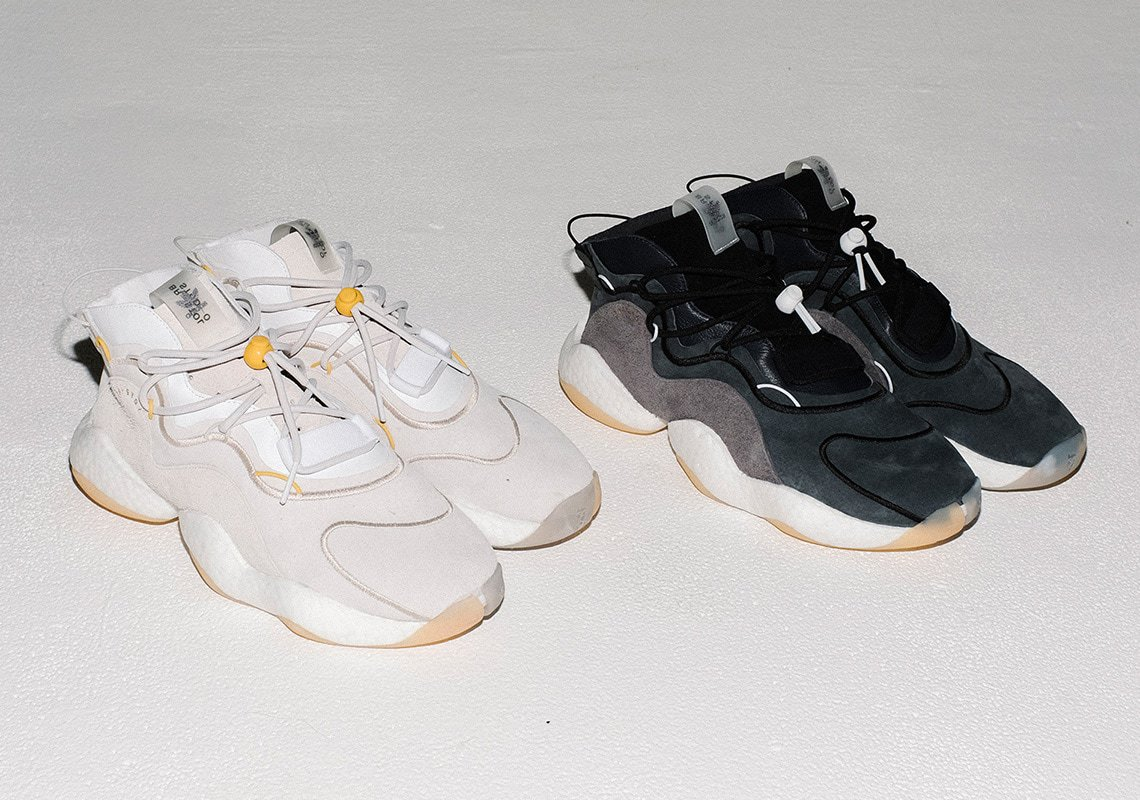 best sneakers 01ebd 018ea Bristol Studio x adidas Crazy BYW LVL 1. Release Date February 15-18, 2018  (Los Angeles Only) Price 200