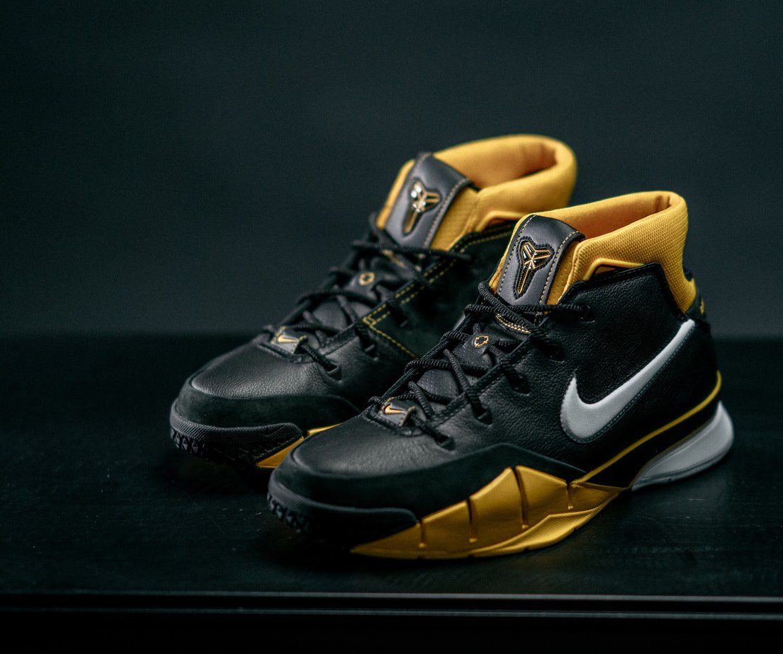 d63994135c5a The Nike Zoom Kobe 1 Receives a Performance Update as The