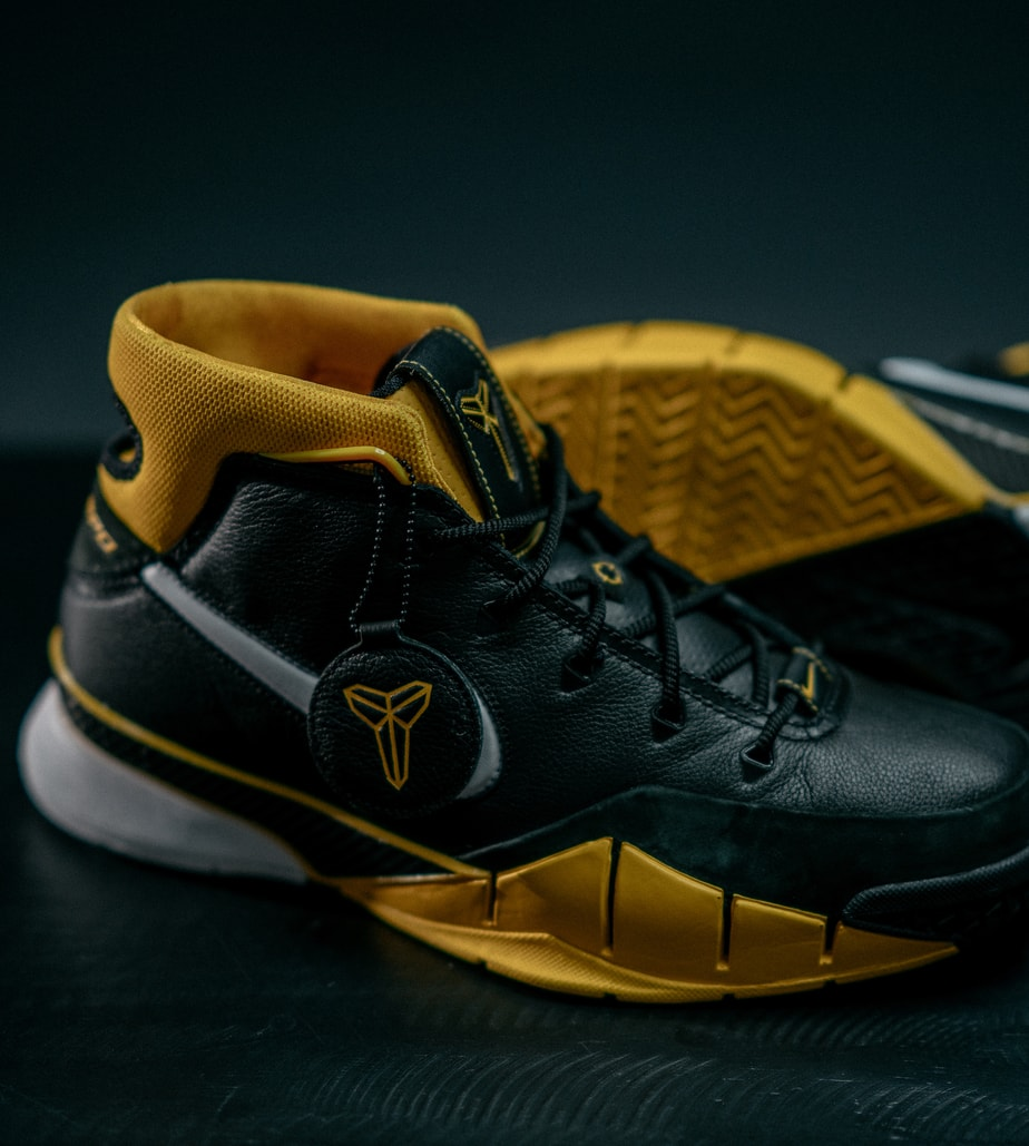 b70c7f5e127b The Nike Zoom Kobe 1 Receives a Performance Update as The