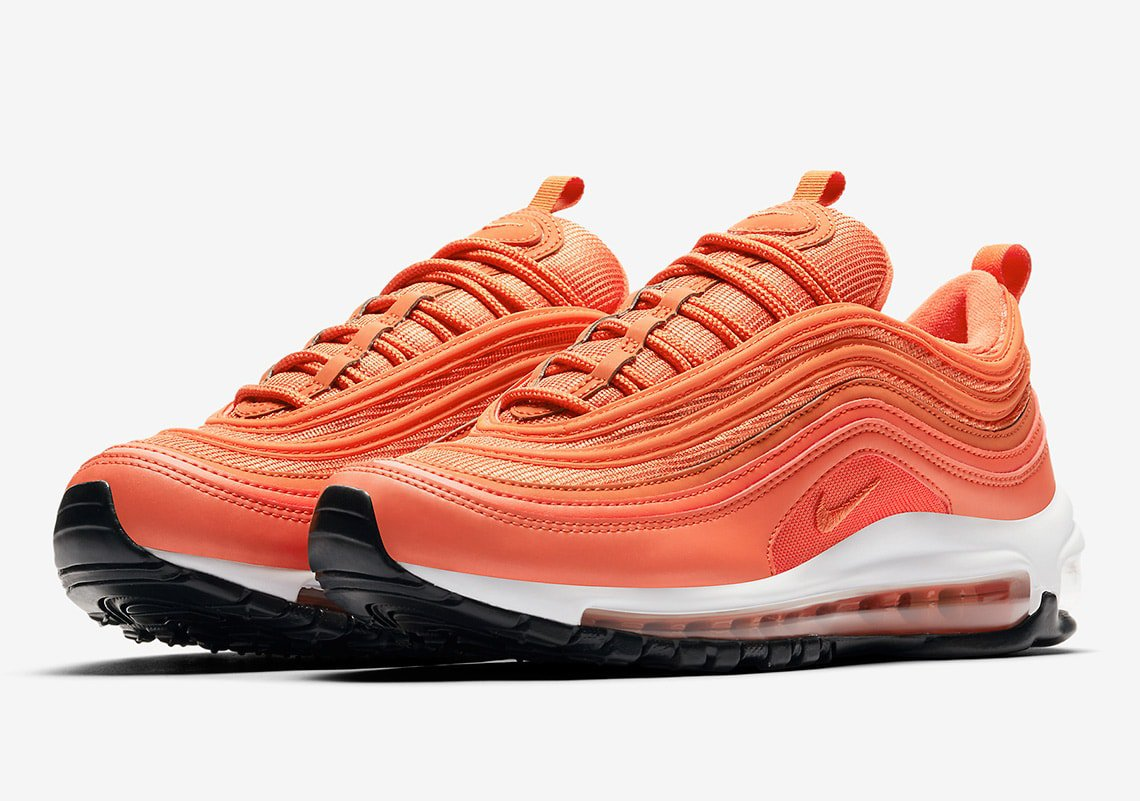 nike air max 97 safety orange coming this spring. Black Bedroom Furniture Sets. Home Design Ideas