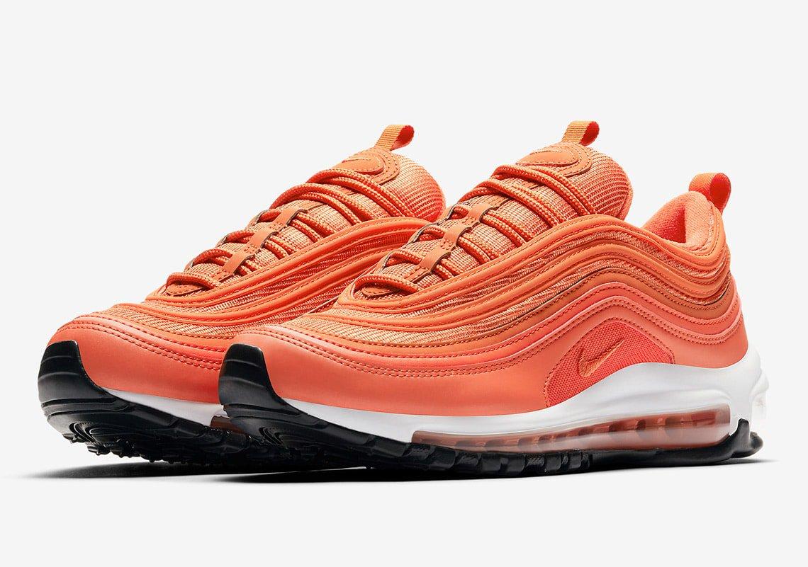 "Nike Air Max 97 ""Safety Orange"" Coming This Spring ..."