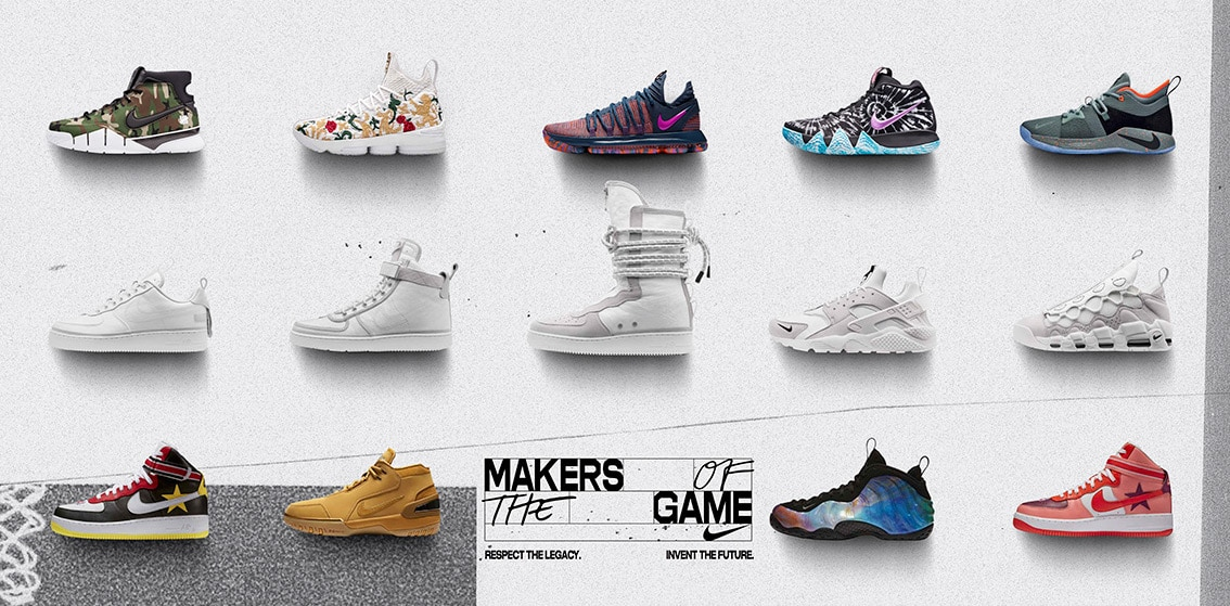 86de7150563 Nike Officially Unveils Their 2018 All-Star Pack