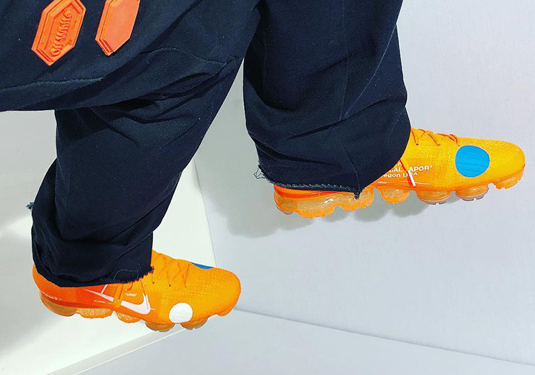"ef01b93cbeaa It is no secret that Nike and Off-White designer Virgil Abloh are up to  something in 2018. Hot off the heels of their impressive ""The Ten""  collection from ..."