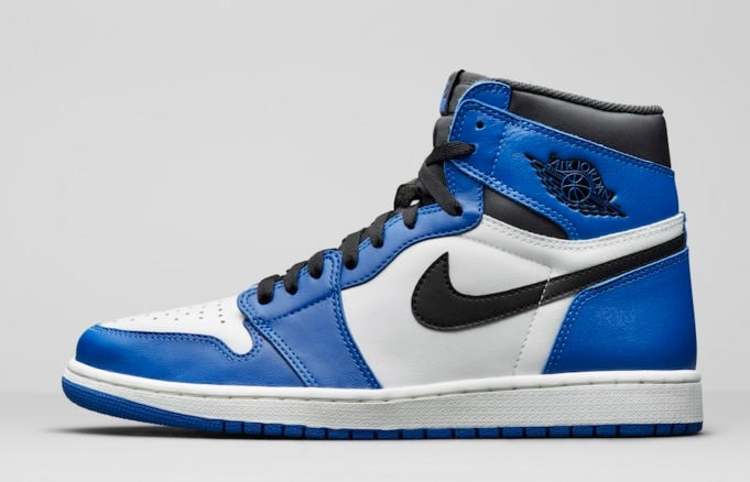 "fb7106708255 The post Air Jordan 1 Retro High OG ""Game Royal"" Release Date appeared  first on JustFreshKicks."