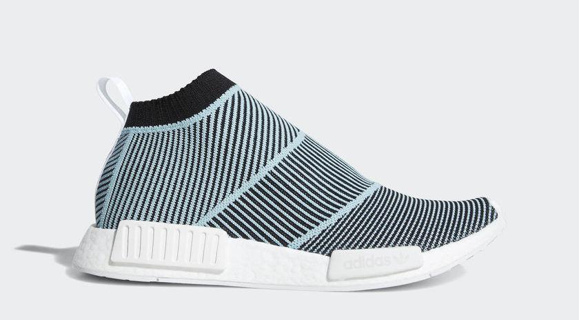 Pantano empleo hueco  The Parley x adidas NMD City Sock 1 Launches Next Week - JustFreshKicks