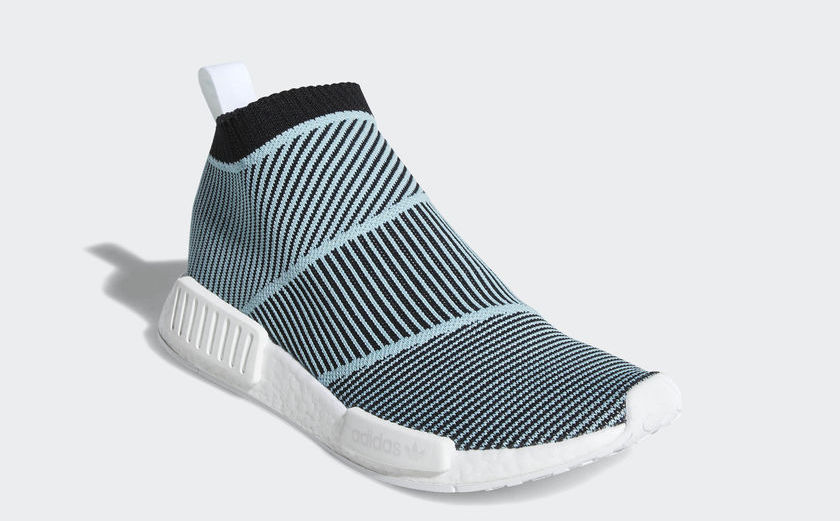 4f8bc8770 The Parley x adidas NMD City Sock 1 Launches Next Week - JustFreshKicks