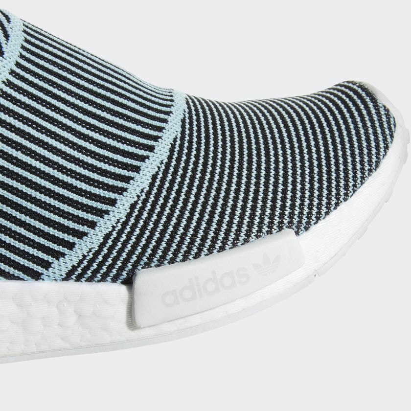 6666d10071a The Parley x adidas NMD City Sock 1 Launches Next Week - JustFreshKicks