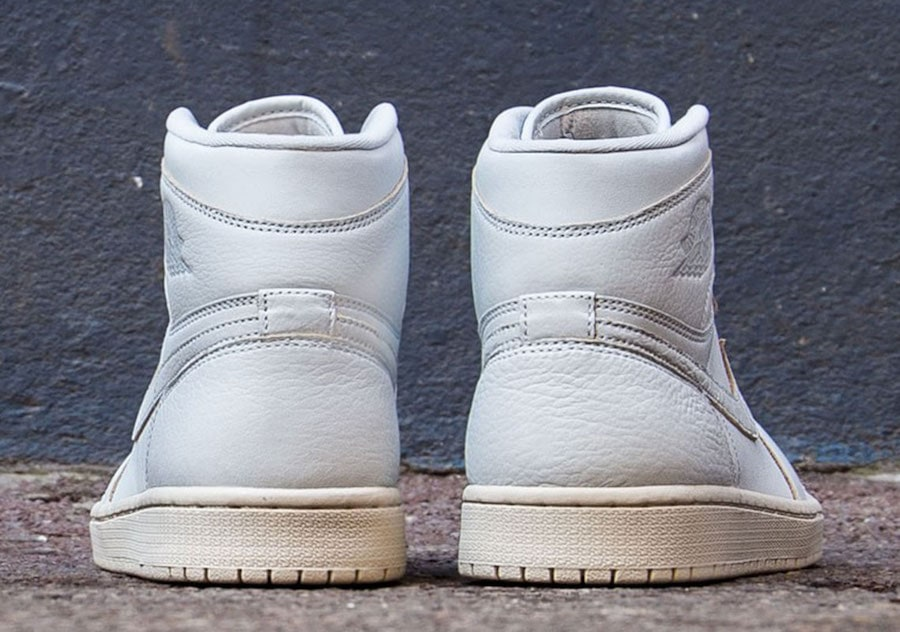 "c0f8d4e4bc13 Air Jordan 1 Retro High Premium ""Pure Platinum"" Release Date  TBD Price    170. Color  Pure Platinum Pure Platinum Style Code  AA3993-030"