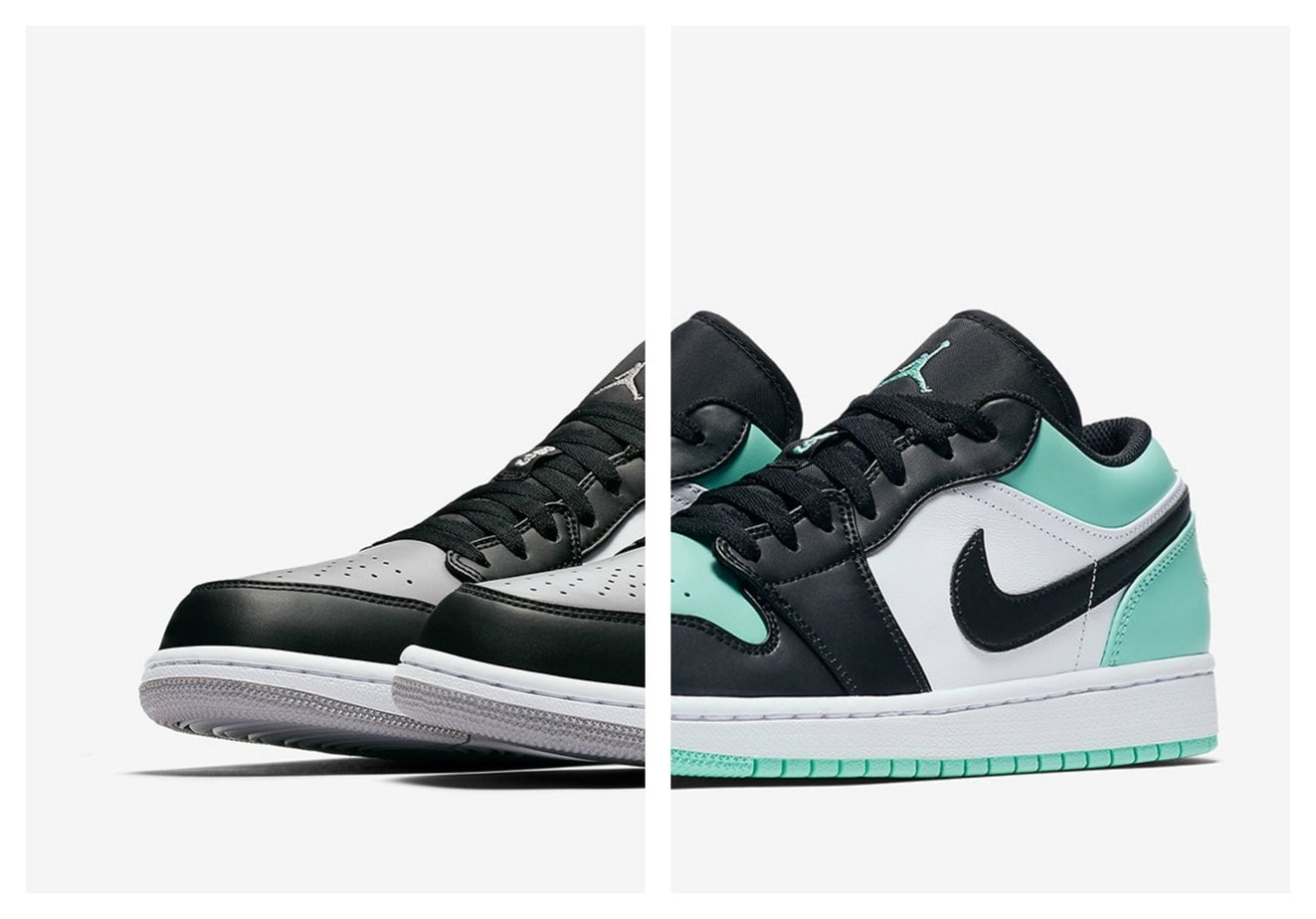 The Air Jordan 1 is going to be a big deal in 2018. With Jordan Brand well into their 30 releases scheduled for the year, information about two more have ...