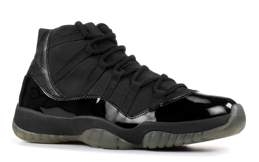 "new style d8aff 952d3 Air Jordan 11 ""Blackout"" Release Date  May 26, 2018. Price   220. Color   Black Black-Black Style Code  378037-005"