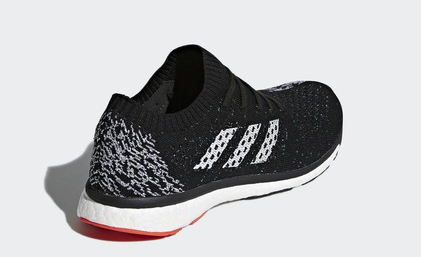 huge selection of 88962 6b8e5 adidas Adizero Prime LTD Release Date April 1st, 2018. Price 200. Color  Core BlackRunning White Style Code CP8922