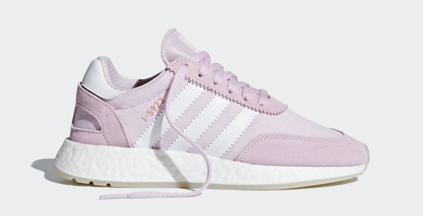 """huge selection of 27f64 cfce8 Official Look at the adidas I-5923 """"Aero Pink"""" Coming Next Month"""