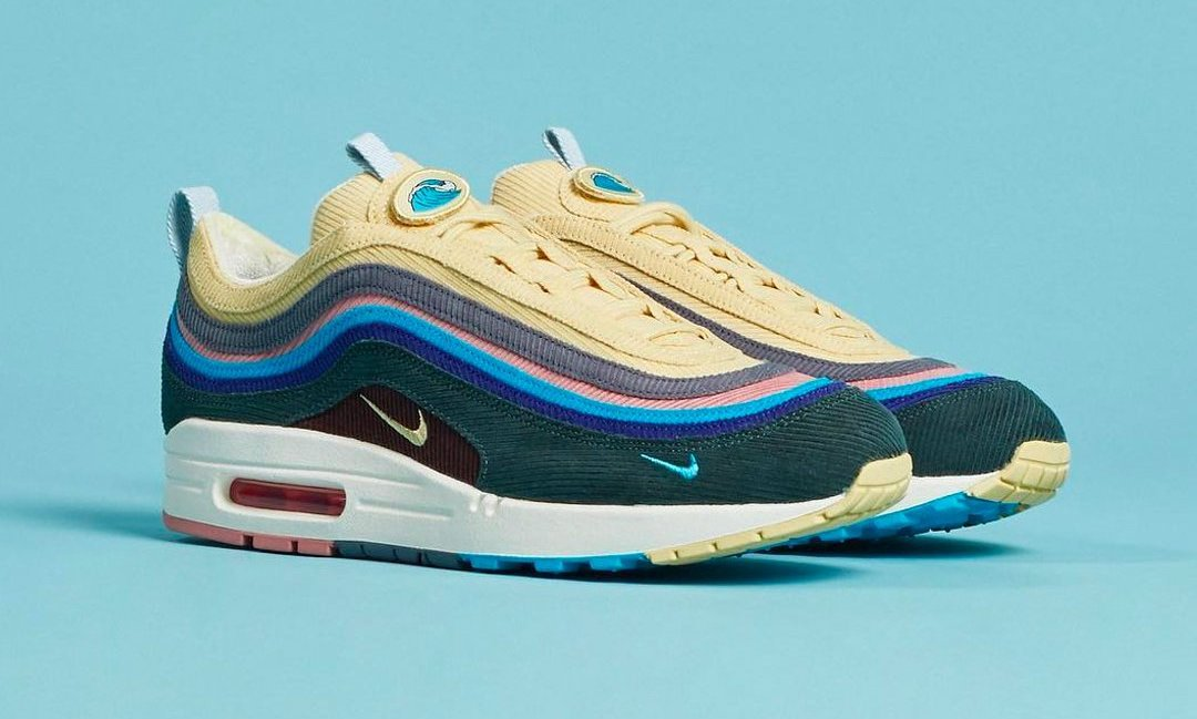 The long anticipated Sean Wotherspoon x Nike Air Max 1 97 is finally set to  release in celebration of this year s Air Max Day. The shoes are dropping  this ... 0fe822274