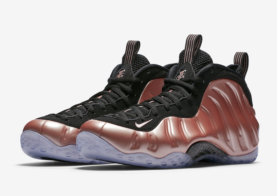 "new styles 9c55f f115a Nike Air Foamposite One ""Elemental Rose"" Release Date  April 20th, 2018.  Price   230. Color  Elemental Rose Black-Elemental Rose Style Code   314996-602"