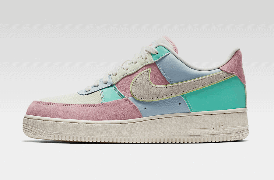 "Nike released their first Air Force 1 Low ""Easter"" back in 2006. The shoe was a must-have release then and is still a classic by many standards."