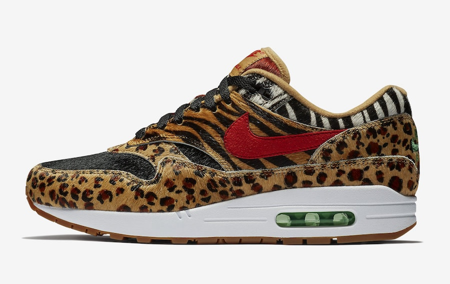 "reputable site 8e227 53c21 ATMOS X NIKE AIR MAX ""ANIMAL PACK"" 2.0 RELEASE INFORMATION"