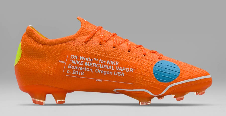 277f35471 Off-White x Nike Mercurial Vapor 360 Dropping Soon - JustFreshKicks