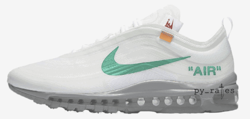 on sale c3722 4f380 Two More Off-White x Nike Air Max 97s Have Surfaced