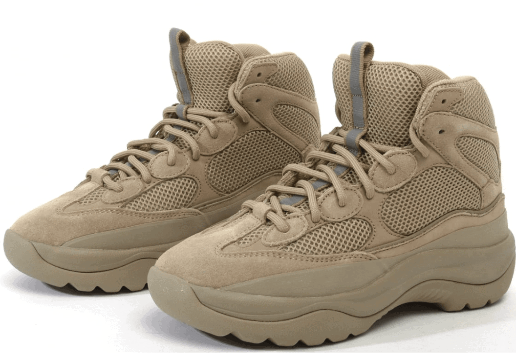 30f099c1258 The Yeezy train just keeps on rolling. Another new boot from Kanye West has  surfaced online to be included late in Yeezy Season 6.