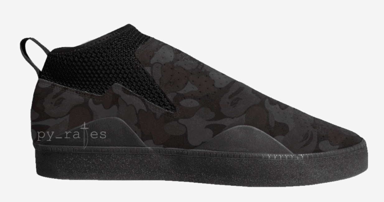 372f578da52 Bape x adidas Snowboarding Collection Coming This Fall - JustFreshKicks