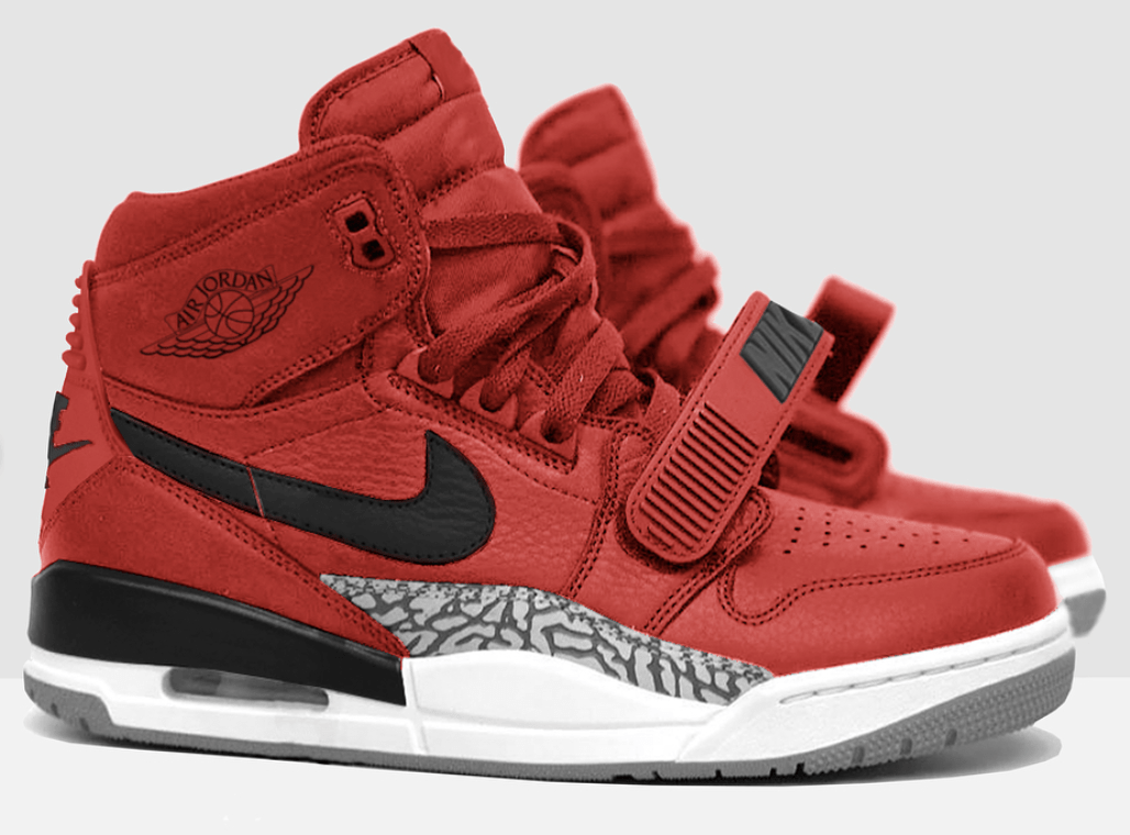 ce5a881519bdd0 The post Don C Unveils His Air Jordan Legacy 312 Sneaker appeared first on  JustFreshKicks.