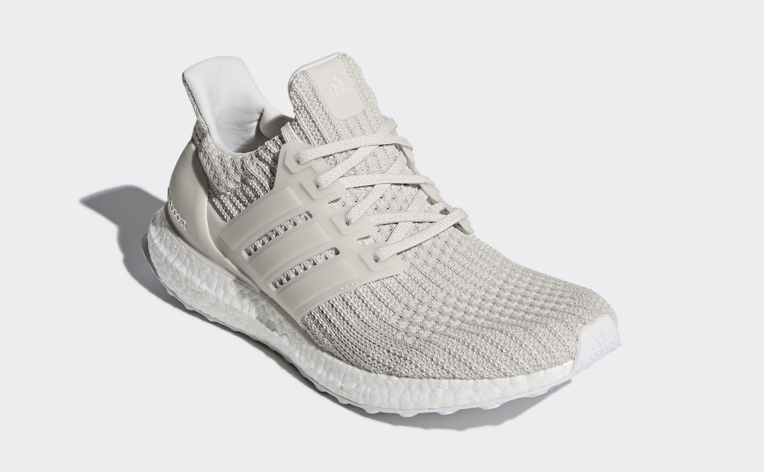 "0d5537d18 Official Look at the adidas Ultra Boost 4.0 ""Chalk Pearl"" Coming Soon"