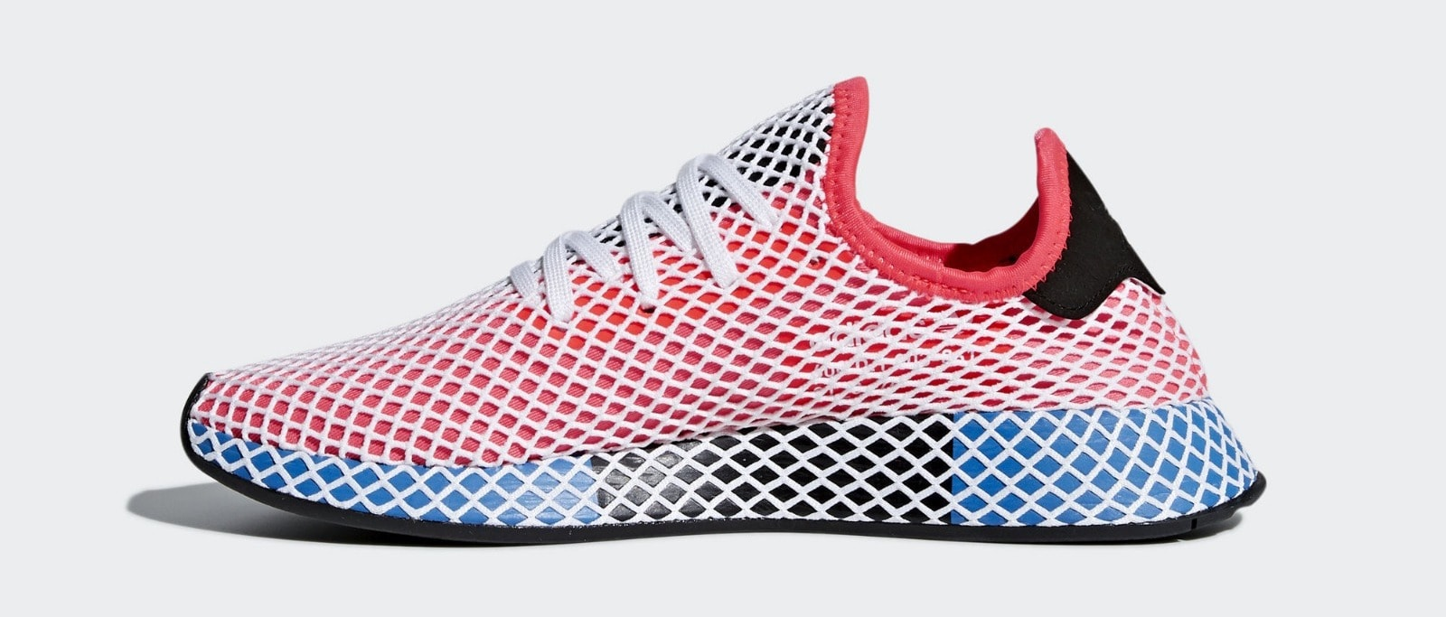 "release date: 6f887 39f5f adidas Deerupt Runner ""White"" Color Ftwr WhiteFtwr WhiteFtwr White Style  Code CQ2625 Release Date March 22, 2018. Price 130"