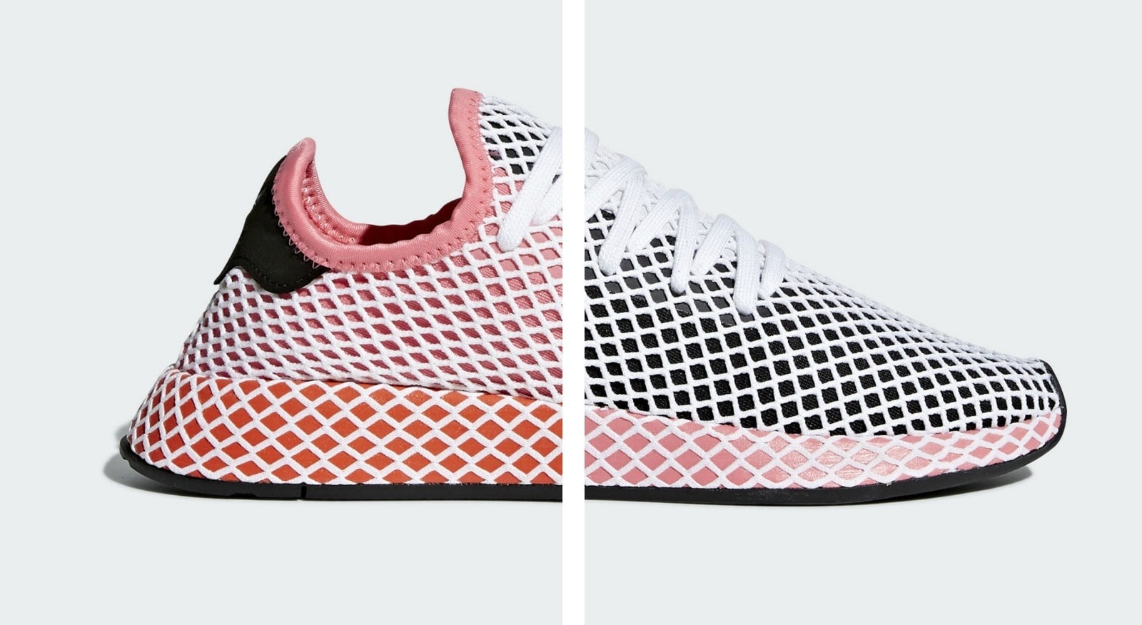 "size 40 8c90c 8c83b Take a Look at the Womens adidas Deerupt Runner ""Pink Pack"""